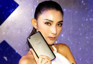 Vivo V7+ ตัวจริงเรื่องเซลฟี่ กล้องหน้า 24 ล้านพิกเซล จอภาพไร้ขอบ ในราคาน่ารัก